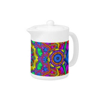 The Happy Fractal Teapot