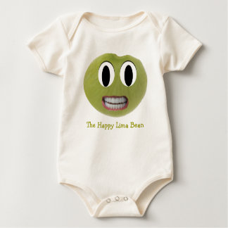 The Happy Lima Bean Kids Clothes Bodysuit