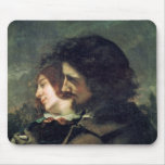 The Happy Lovers, 1844 Mouse Pad