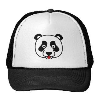 The Happy Panda Face Trucker Hat
