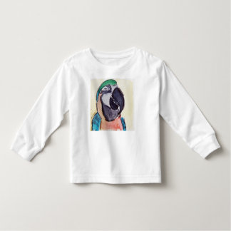 THE HAPPY PARROT TODDLER T-SHIRT