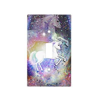 The Happy Unicorn Light Switch Cover