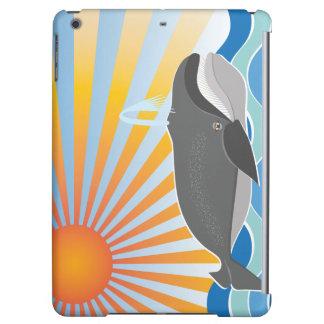 The Happy Whale iPad Air Case