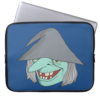 The Happy Witch Computer Sleeve