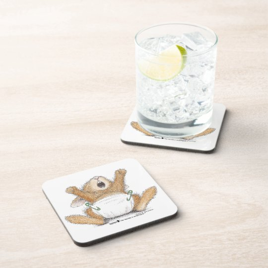 The HappyHoppers® Cork Coaster