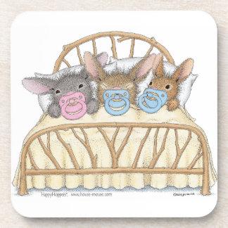The HappyHoppers® Cork Coaster