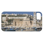 The harbor and church at Marsaskala on the iPhone 5 Case