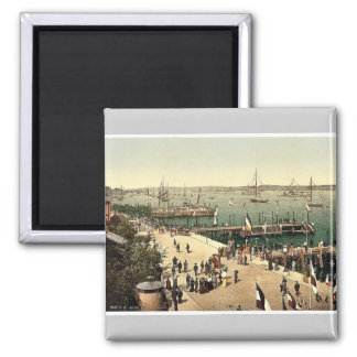 The harbor, III., Kiel, Schleswig-Holstein, German Magnet
