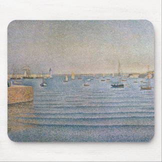 The Harbour at Portrieux, 1888 Mouse Pad
