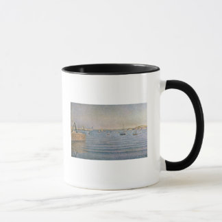 The Harbour at Portrieux, 1888 Mug