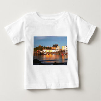 The Harbour At Tenby, South Wales Shirt