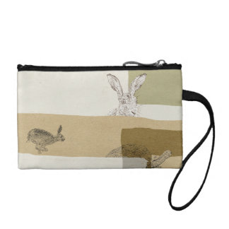 The Hare and the Tortoise An Aesop's Fable Change Purse