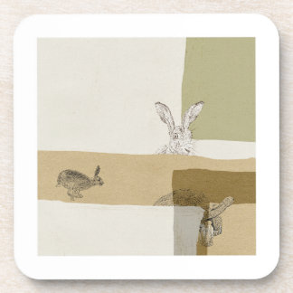 The Hare and the Tortoise An Aesop's Fable Coaster
