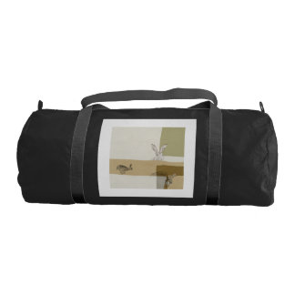 The Hare and the Tortoise An Aesop's Fable Gym Bag