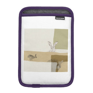 The Hare and the Tortoise An Aesop's Fable iPad Mini Sleeve