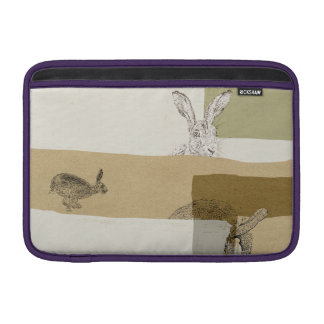 The Hare and the Tortoise An Aesop's Fable MacBook Sleeve