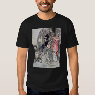 The Hare and the Tortoise Shirts