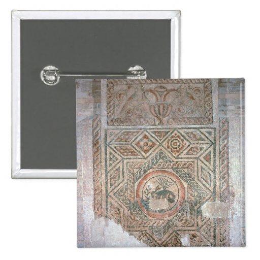 The Hare mosaic, 350 AD Pins