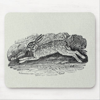 The Hare Mouse Pad