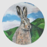 The Hare Stickers