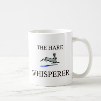 The Hare Whisperer Coffee Mugs