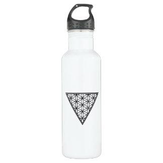 The Harem Black Symbol 24oz Water Bottle