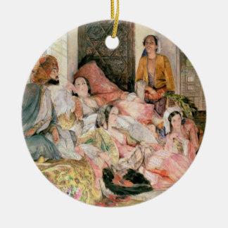 The Harem, c.1850 Ceramic Ornament