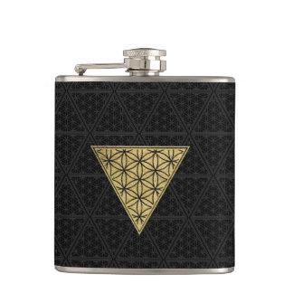 The Harem Symbol Pattern Flask