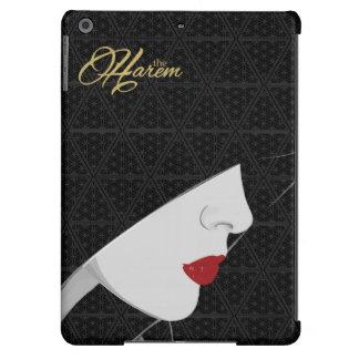 The Harem Woman & Logo iPad Air Case