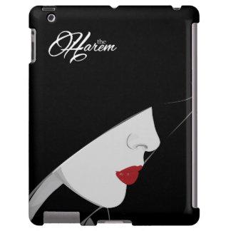 The Harem Woman & Logo iPad Case