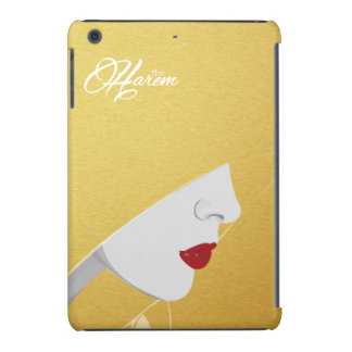 The Harem Woman & Logo iPad Mini Case