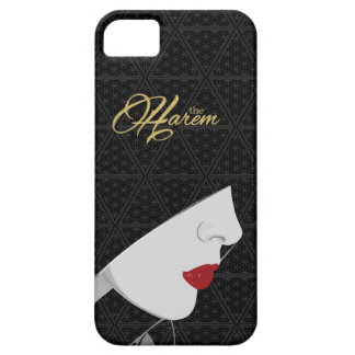 The Harem Woman Logo Pattern iPhone Case iPhone 5/5S Case