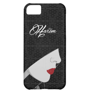 The Harem Woman Logo Pattern iPhone Case iPhone 5C Cases