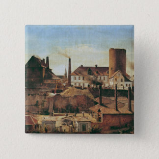 The Harkort Factory at Burg Wetter, c.1834 Button
