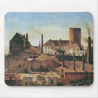 The Harkort Factory at Burg Wetter, c.1834 Mousepads