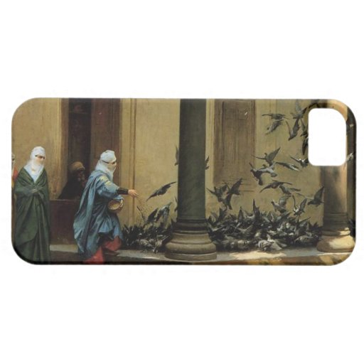 The Harlem woman who at the courtyard does the fee iPhone 5 Covers