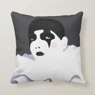 The Harlequin Throw Pillow