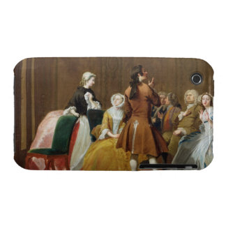 The Harlowe Family, from Samuel Richardson's 'Clar iPhone 3 Covers