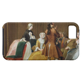 The Harlowe Family, from Samuel Richardson's 'Clar iPhone 5 Cases