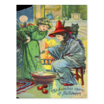 The Harmless Charms of Halloween Postcard
