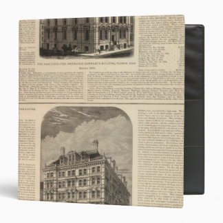 The Hartford Fire Insurance Company 3 Ring Binder