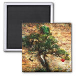 The Harvest: A New Heart 2 Inch Square Magnet
