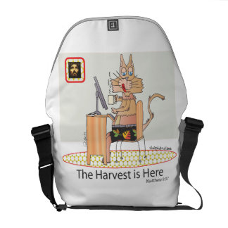 the Harvest is Here Commuter Bag
