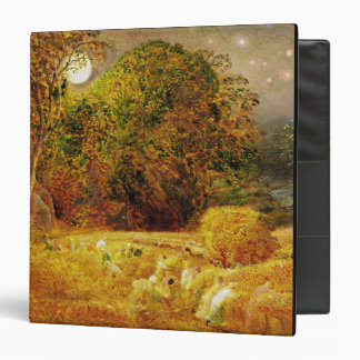 The Harvest Moon, 1833 (oil on paper laid on panel 3 Ring Binder