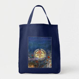 The Harvest Moon - Charles Rennie Mackintosh Tote Bag