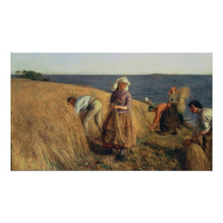 The Harvest Print