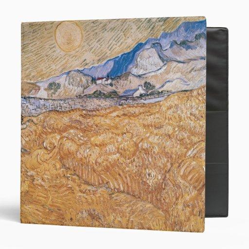 The Harvester Vinyl Binders