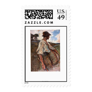 The Harvester Postage