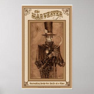 The Harvester Print