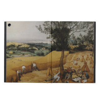 The Harvesters by Pieter Bruegel the Elder Cover For iPad Air